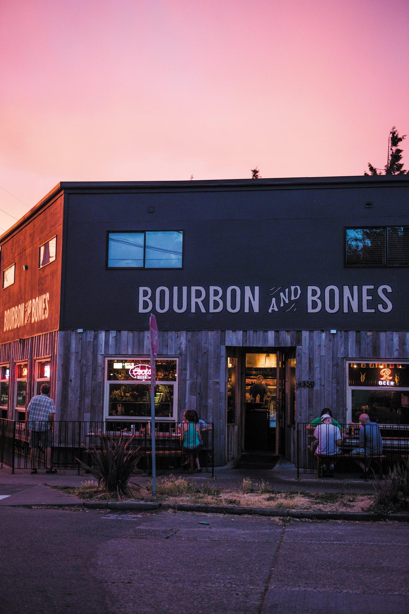 Bourbon and Bones