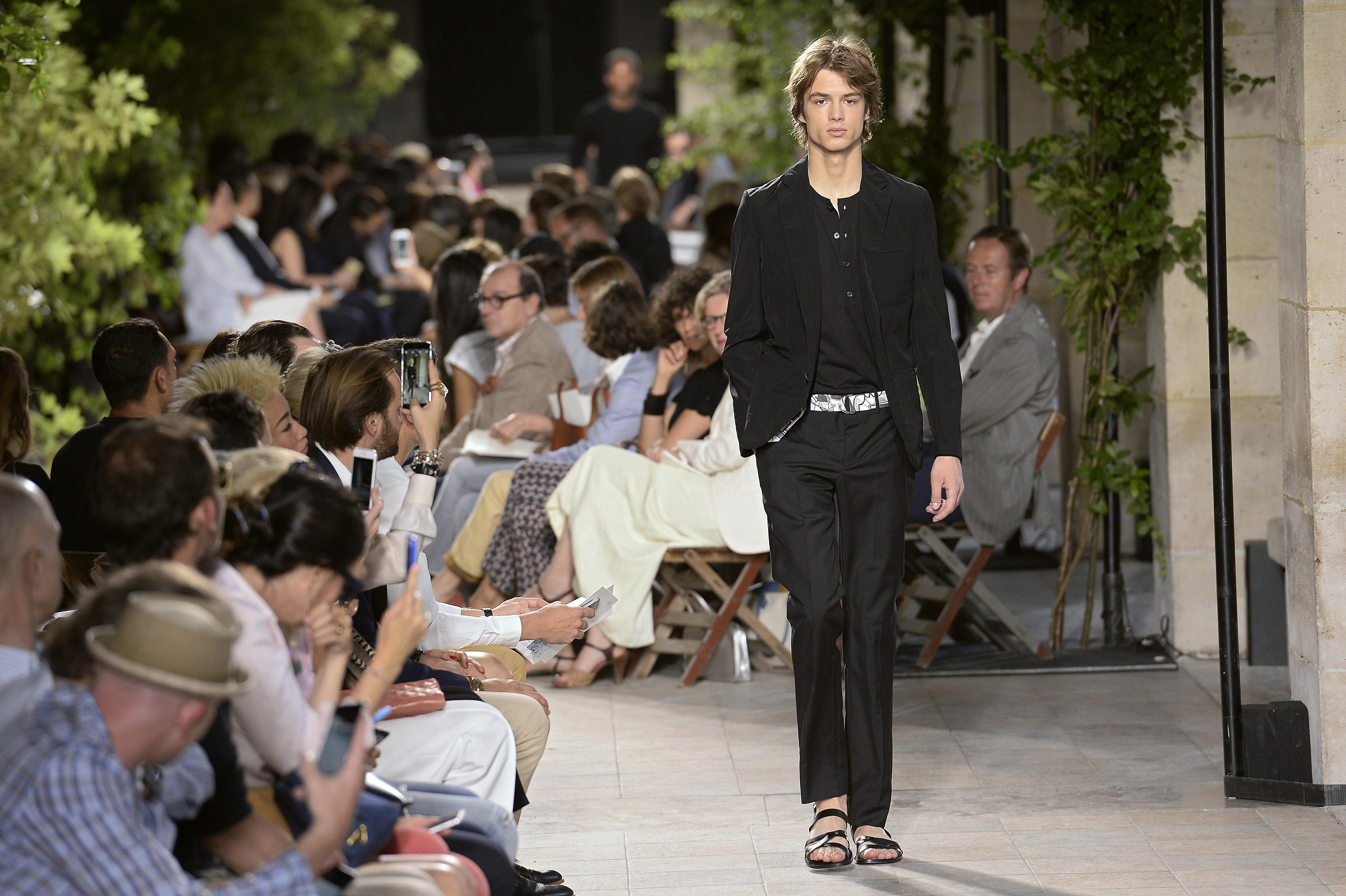 Hermès Is Betting Big on Menswear