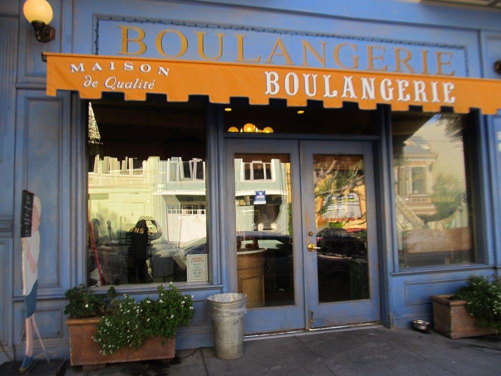 The former La Boulange Pine Street location.
