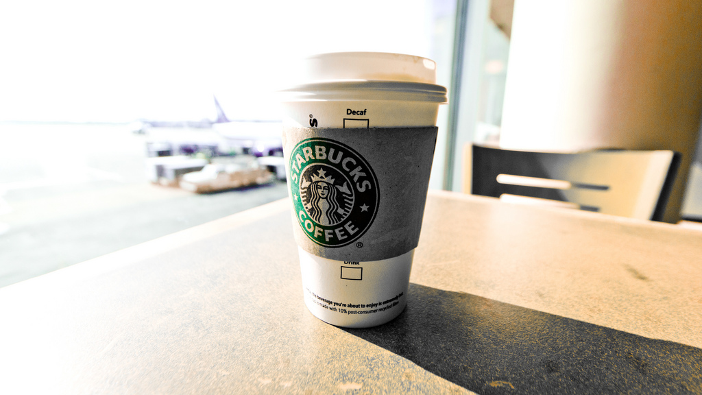 Starbucks Sued for Allegedly Serving Hot Chocolate Spiked With Cleaning Products
