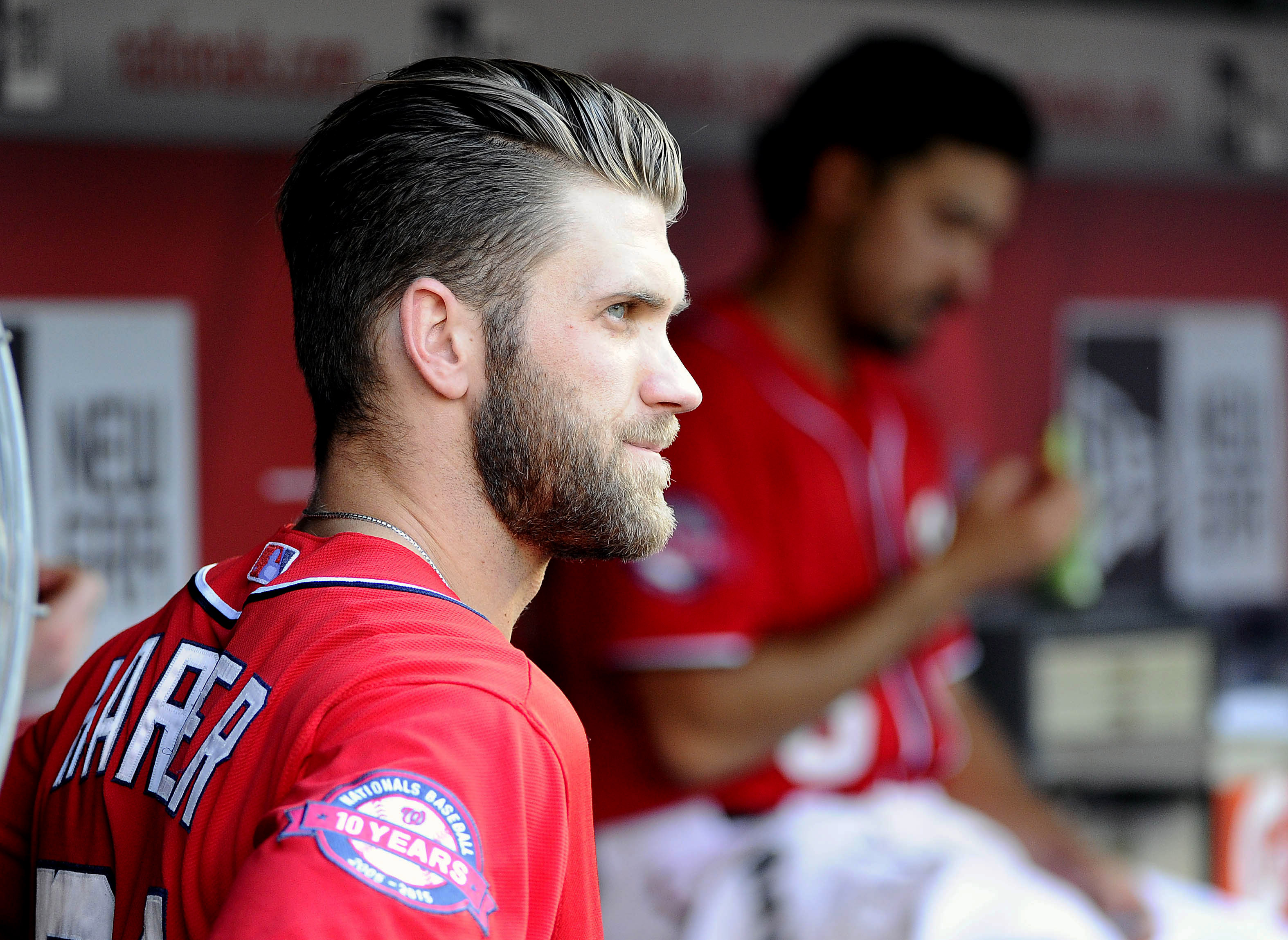 Bryce Harper's insistence that he should attempt the occasional bunt is one of the few remaining weaknesses in his game. It cost him count leverage in a big spot Wednesday night.