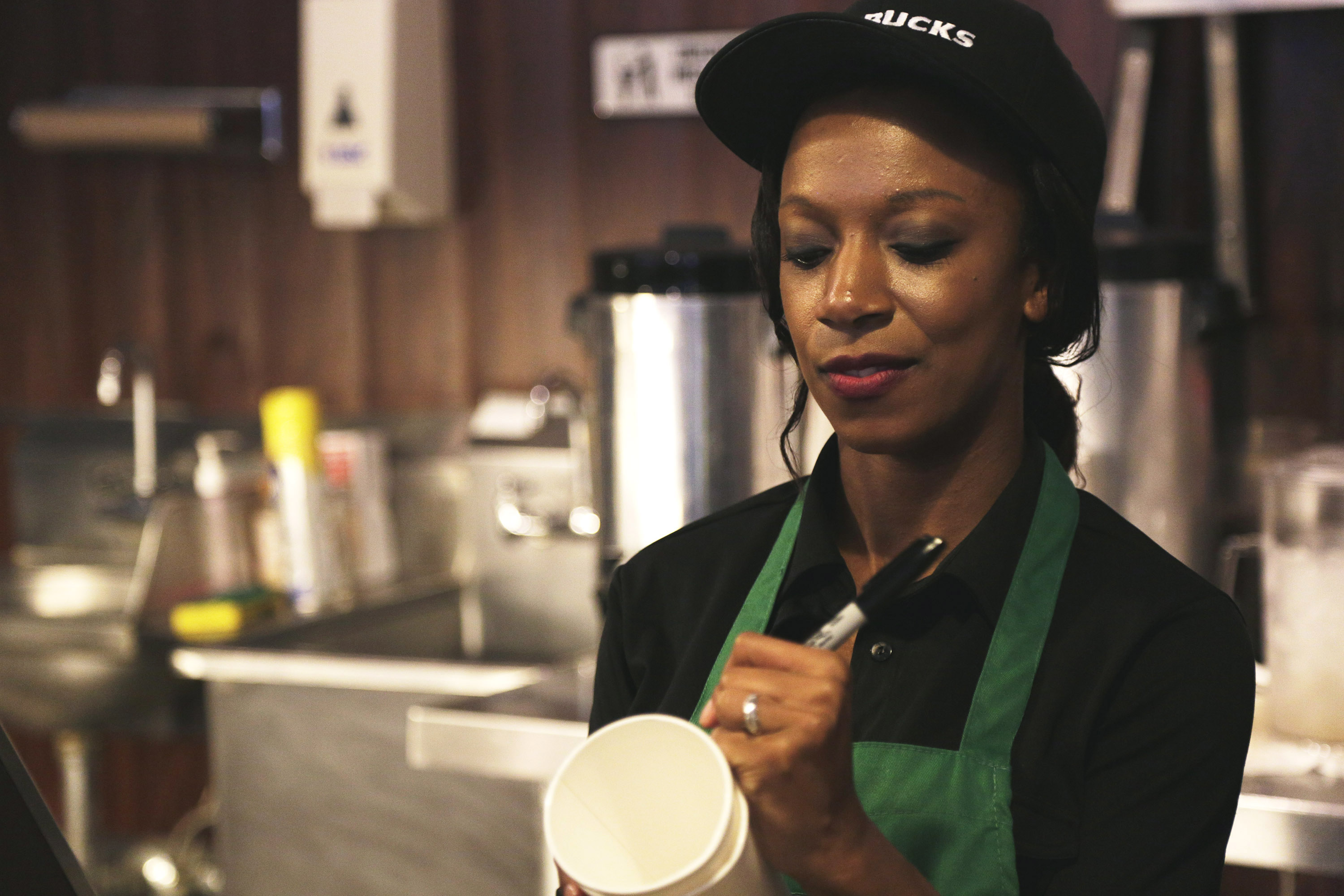 Starbucks Aims to Improve Its Baristas' Hours