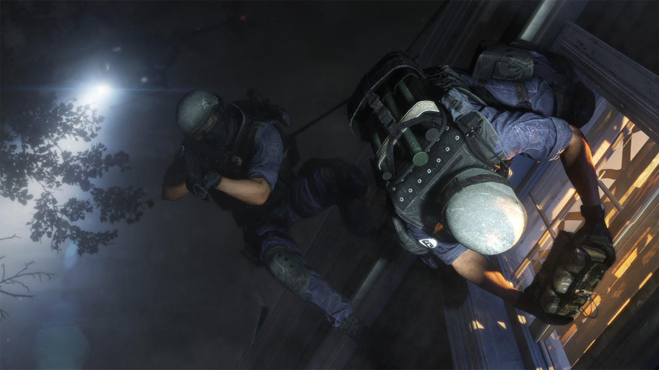 Rainbow Six: Siege has no campaign, developer says