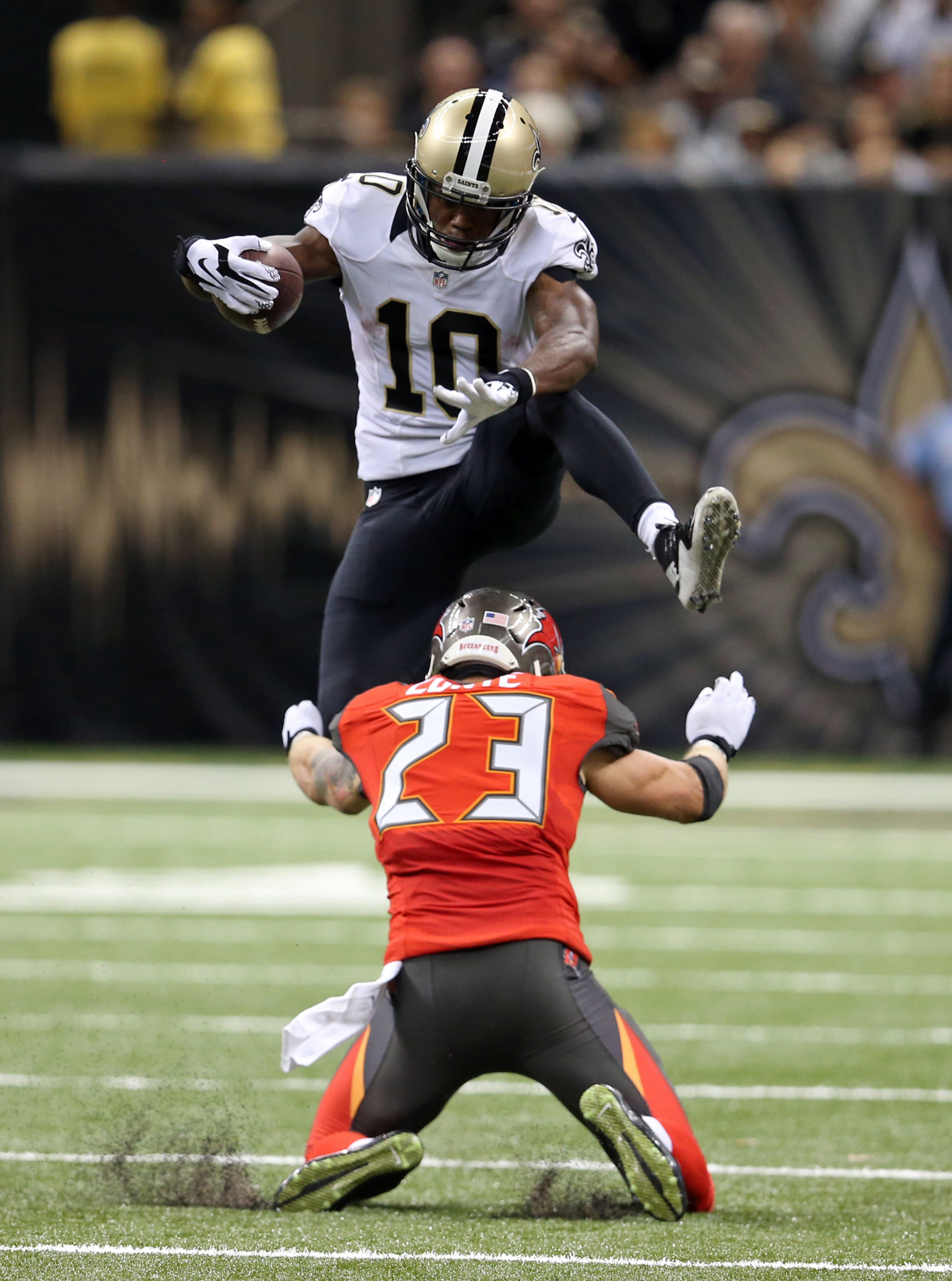 Brandin Cooks injury update: Fantasy value falls with QB concerns