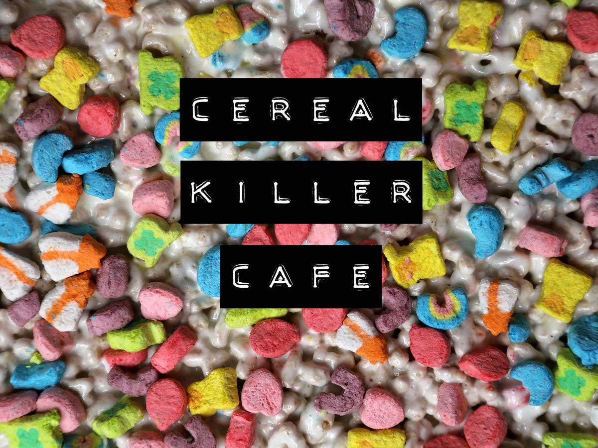 Anti-Gentrification Protestors Swarm London's Cereal Killer Café