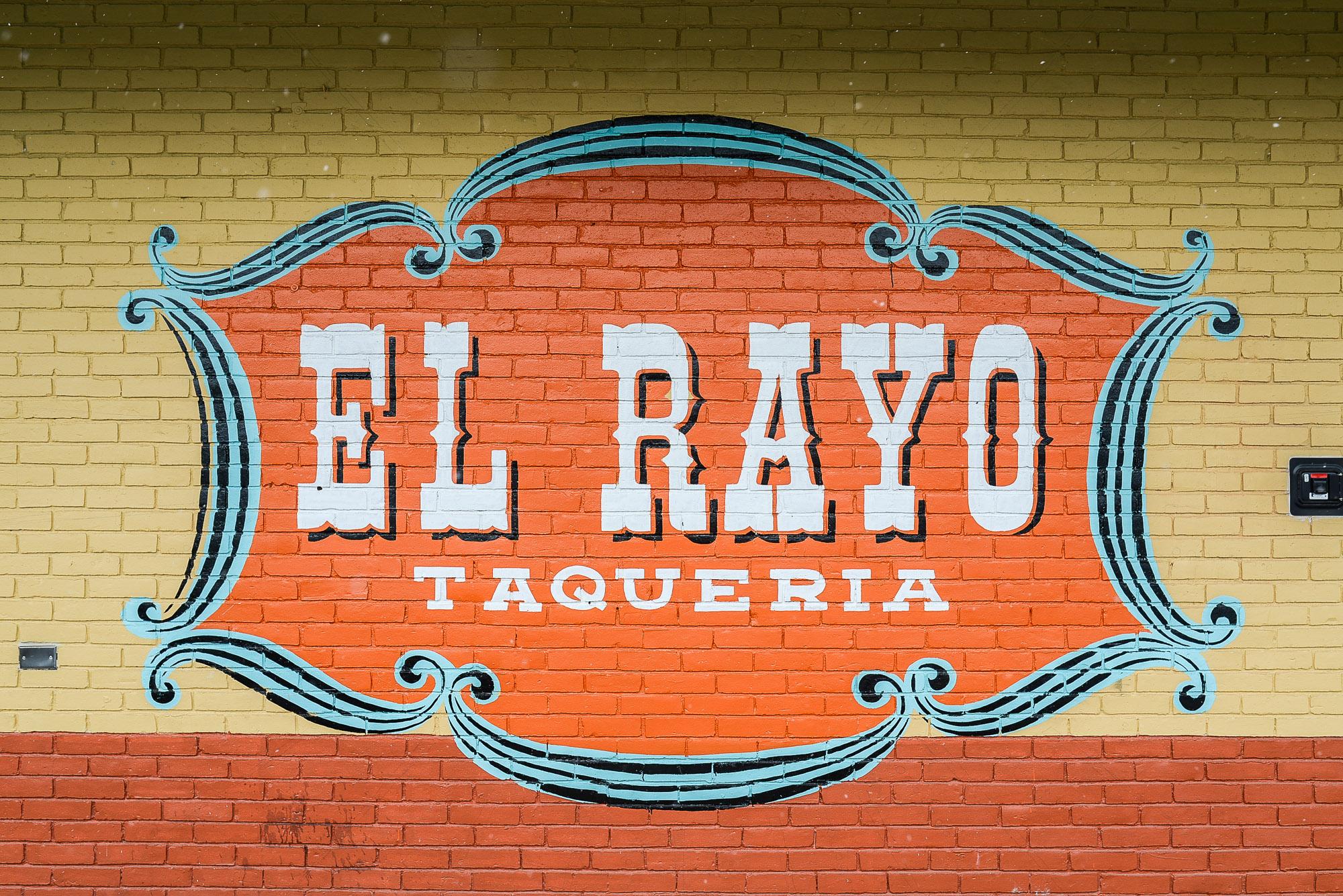 El Rayo Taqueria.