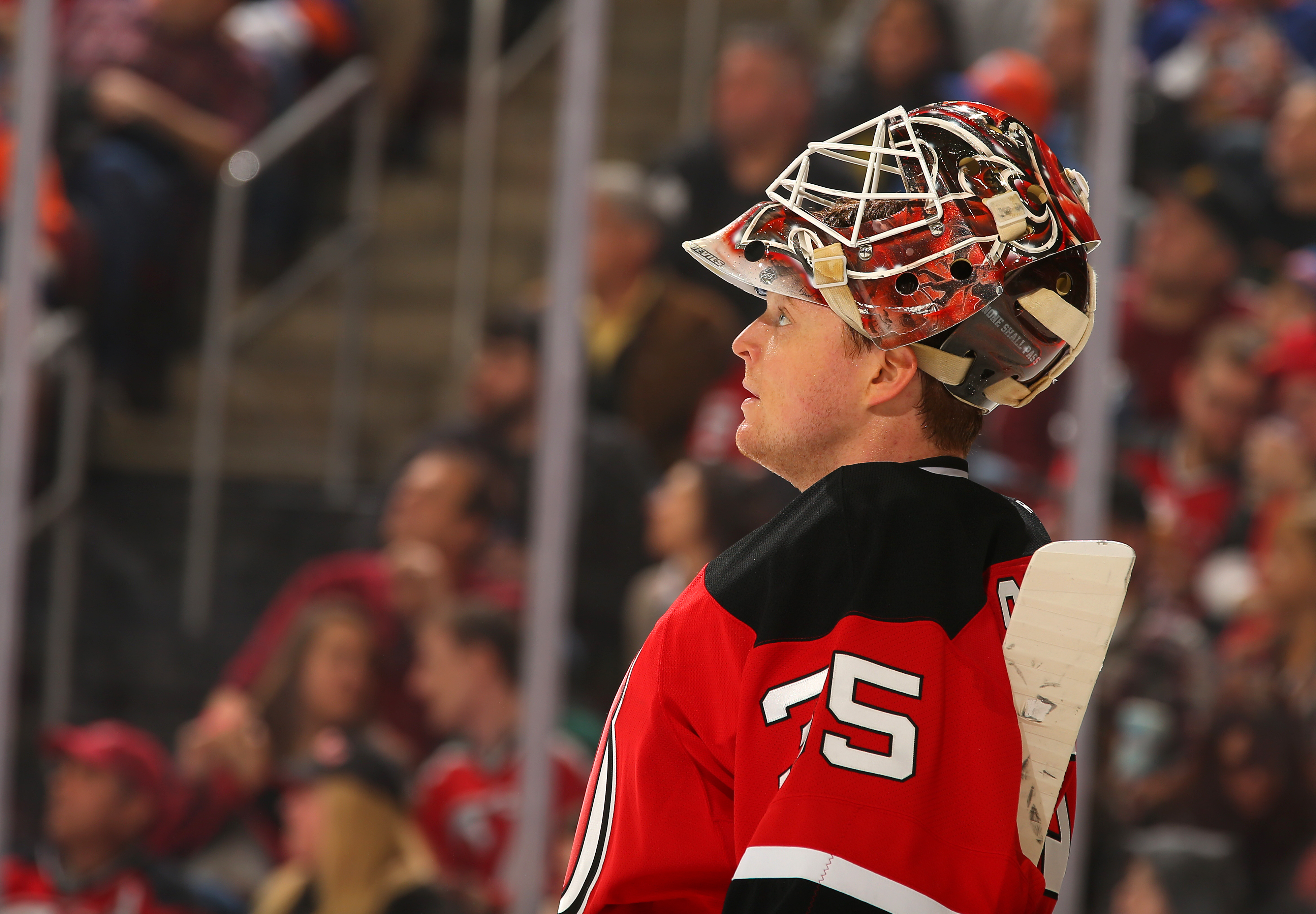 Cory Schneider wil once again be the backbone of the team.