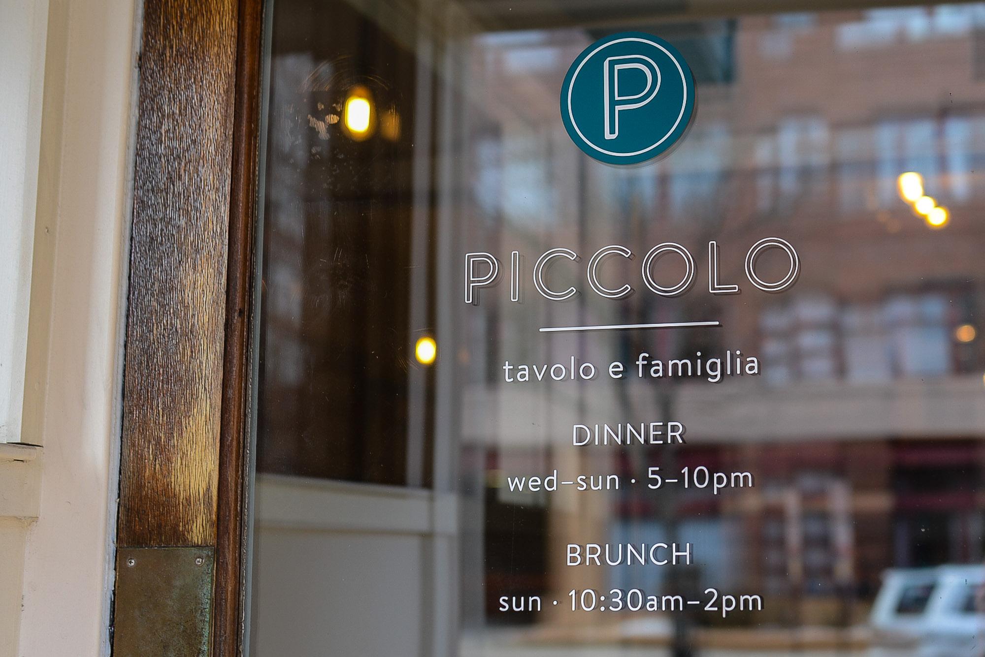 Piccolo, Portland.