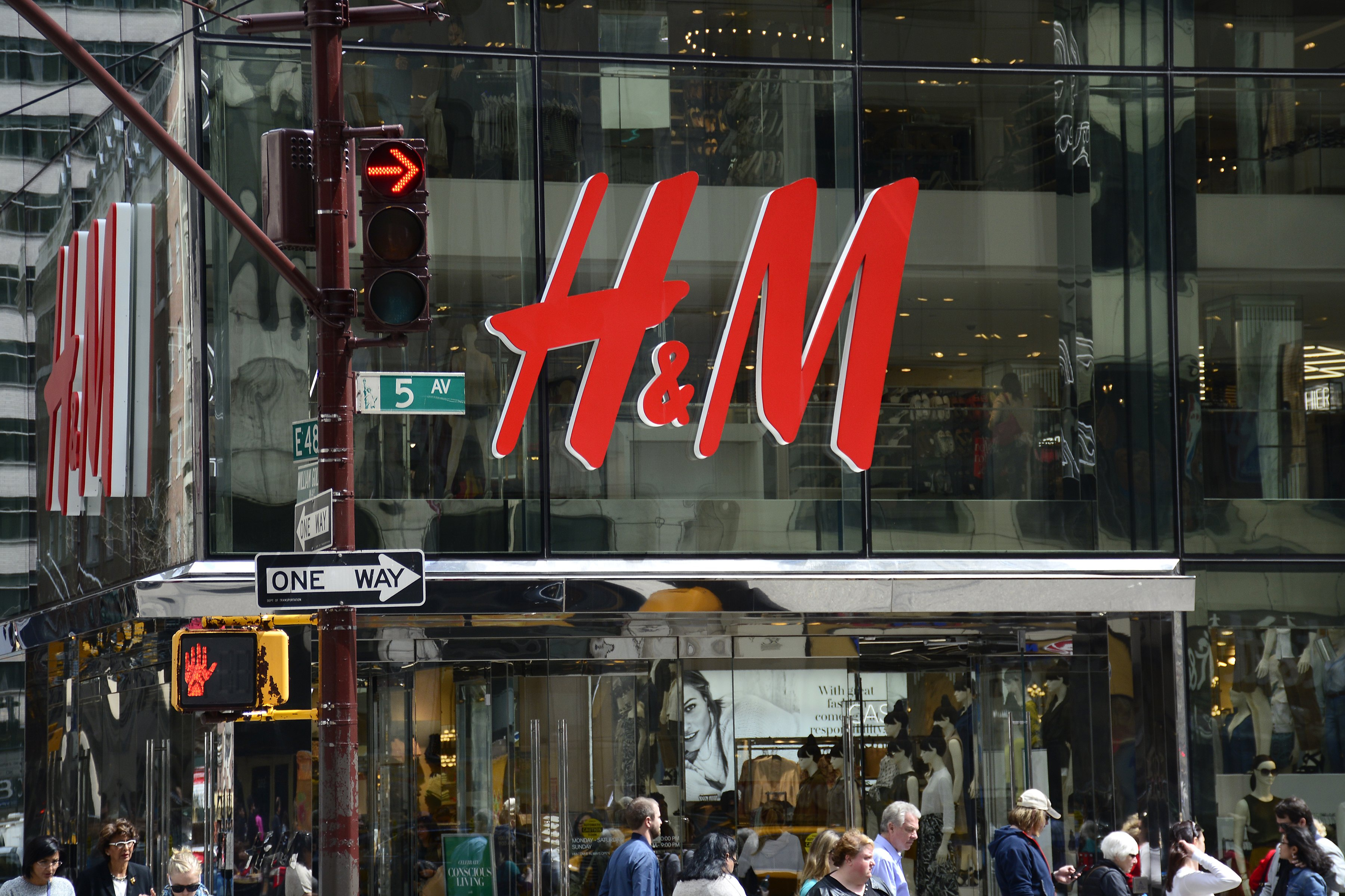Irony of Ironies: H&M Is Suing Forever 21 for Copyright Infringement
