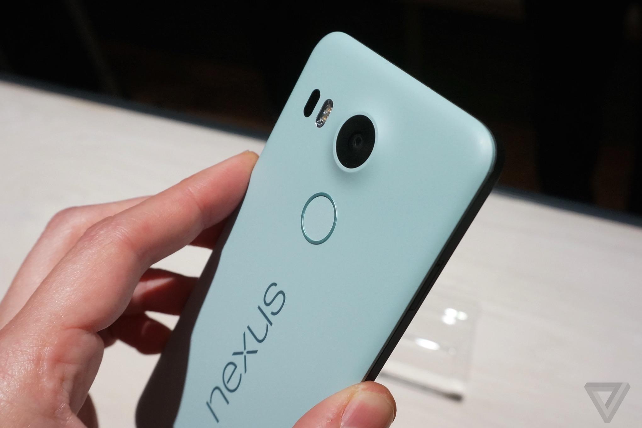 Googles Nexus Phones Are Just Ads The Verge