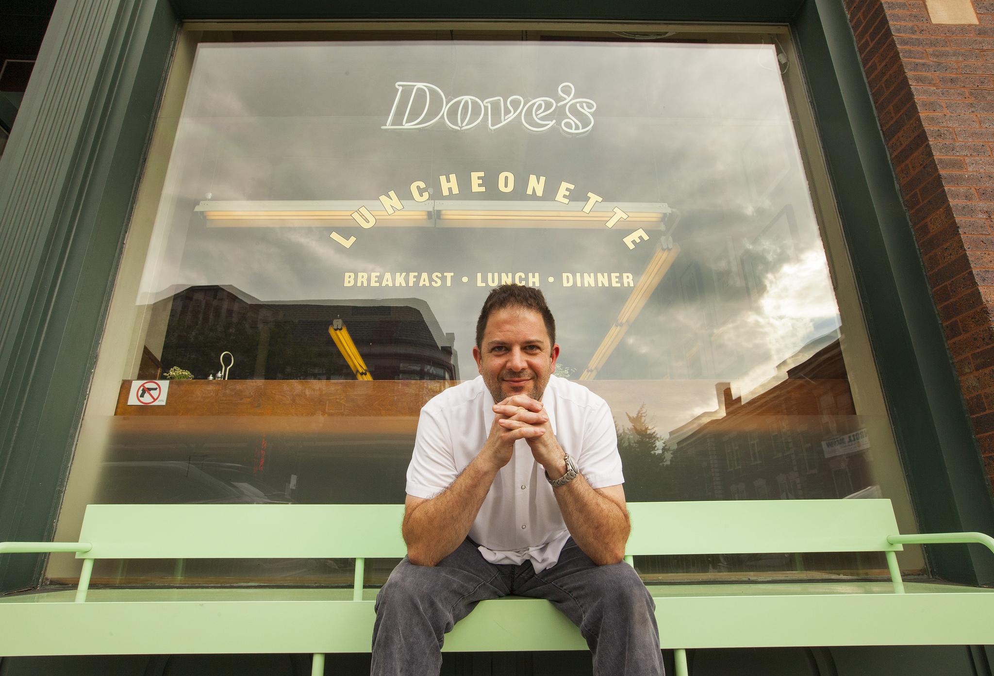 Chef Dennis Bernard