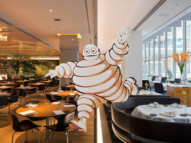 Danny Meyer's The Modern Is The Big NYC Michelin Winner for 2016