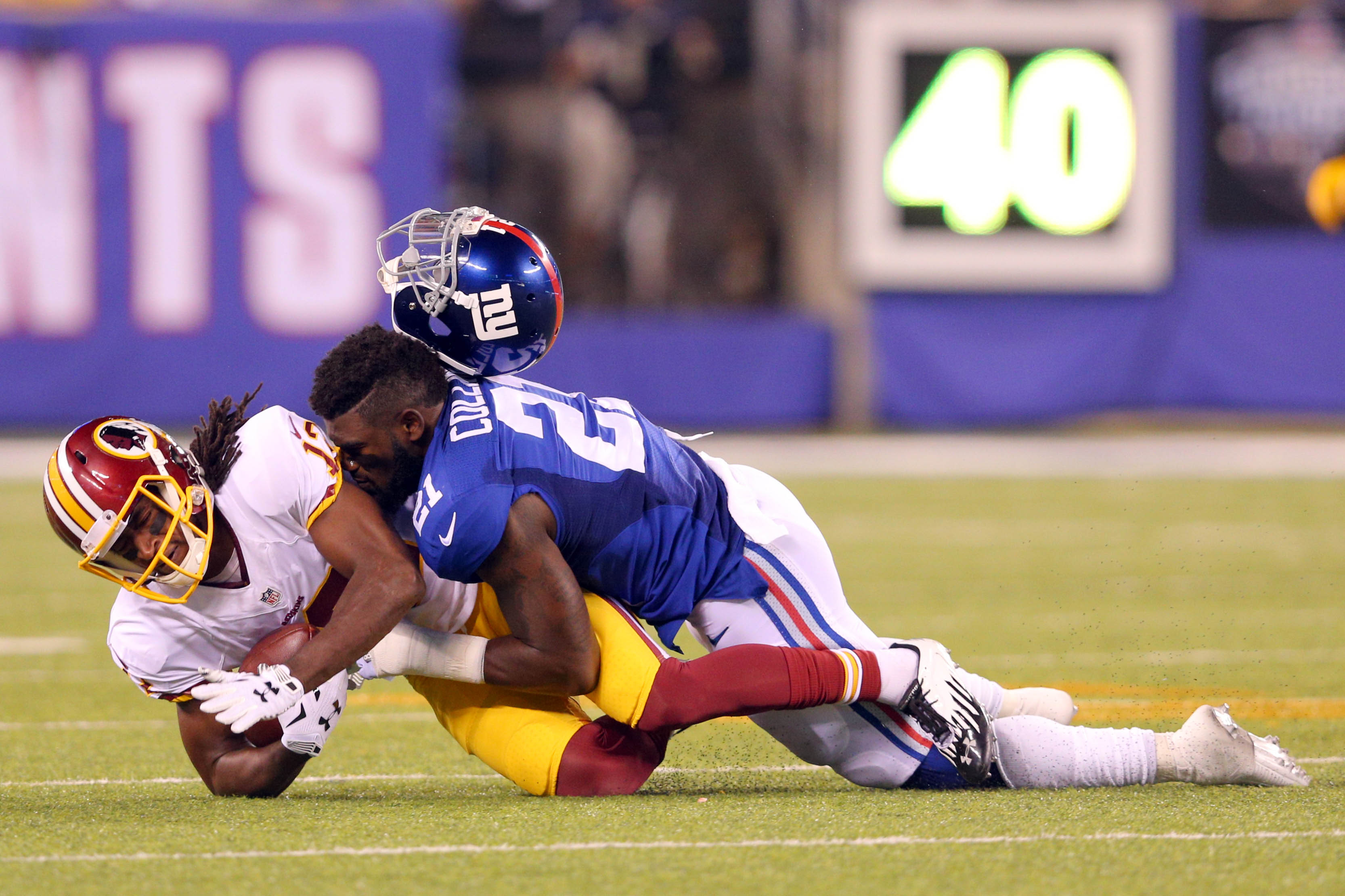 Can Landon Collins and the Giants flatten the Bills?