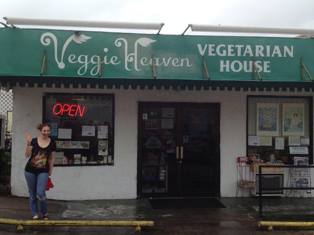 Veggie Heaven's old location