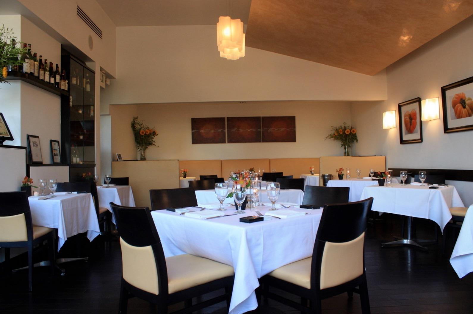 Il Grano Main Dining Room