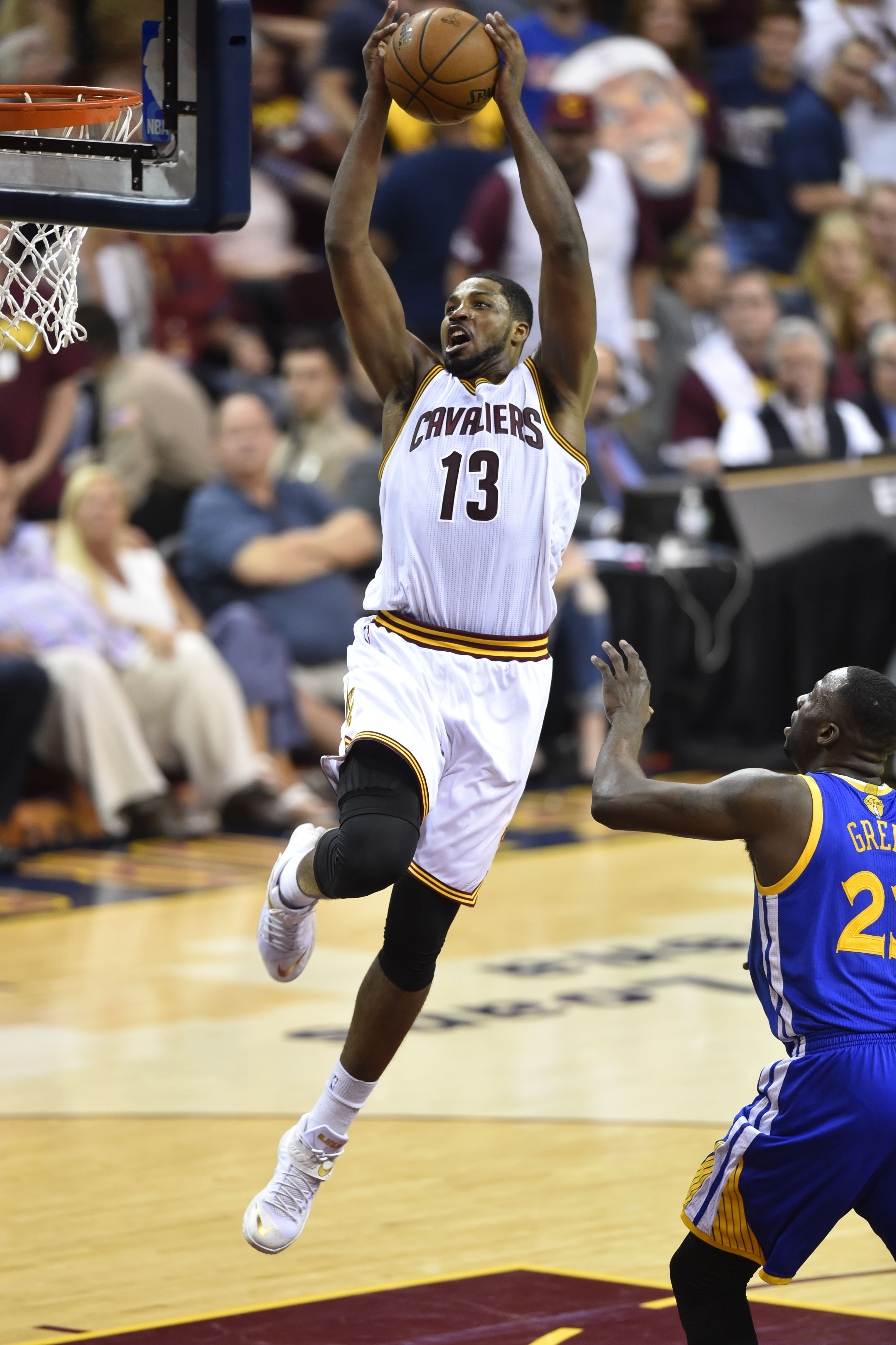 Tristan Thompson's contract demands are rather ridiculous