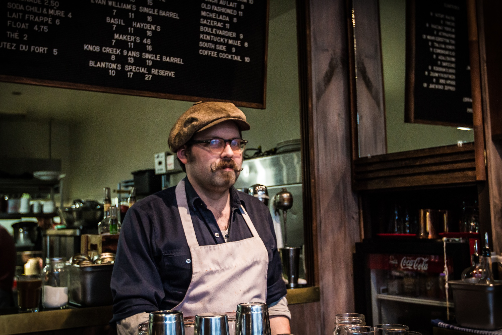 Dinette Triple Crown's Colin Perry