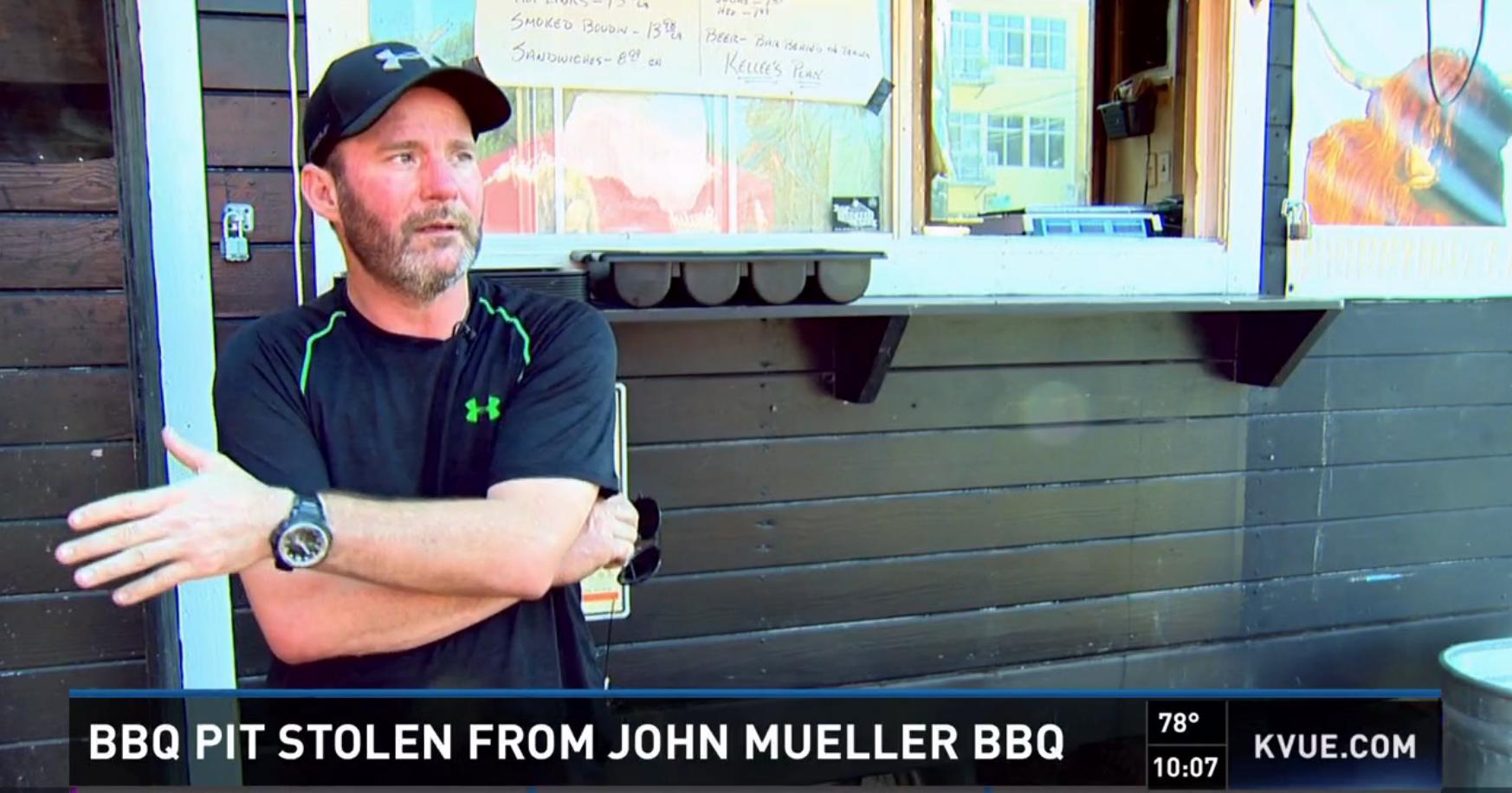 John Mueller on KVUE