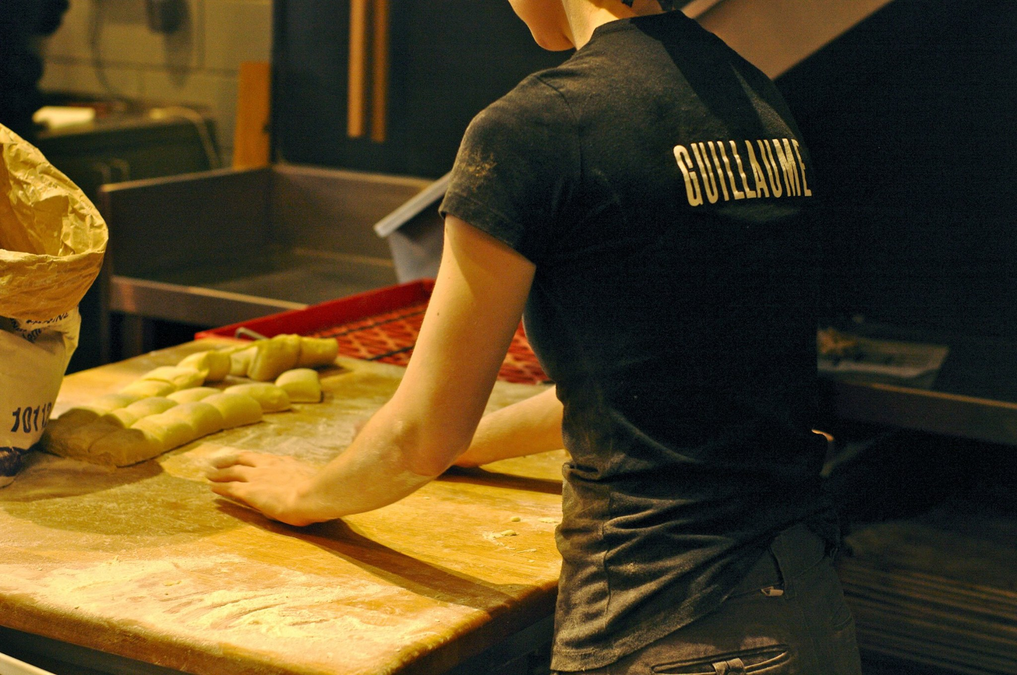 Huge news from Guillaume bakery this week