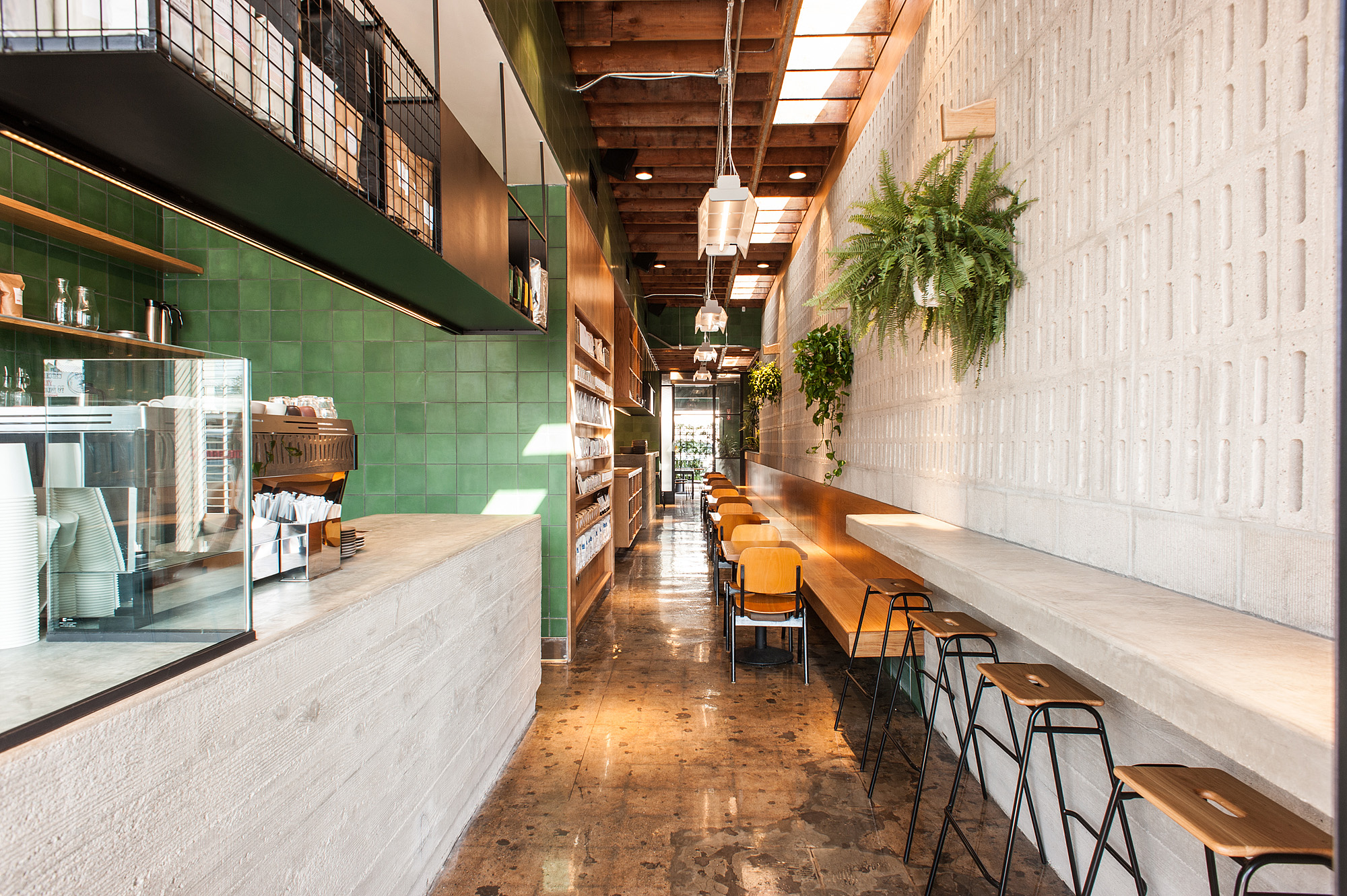 Paramount Coffee Project, Fairfax