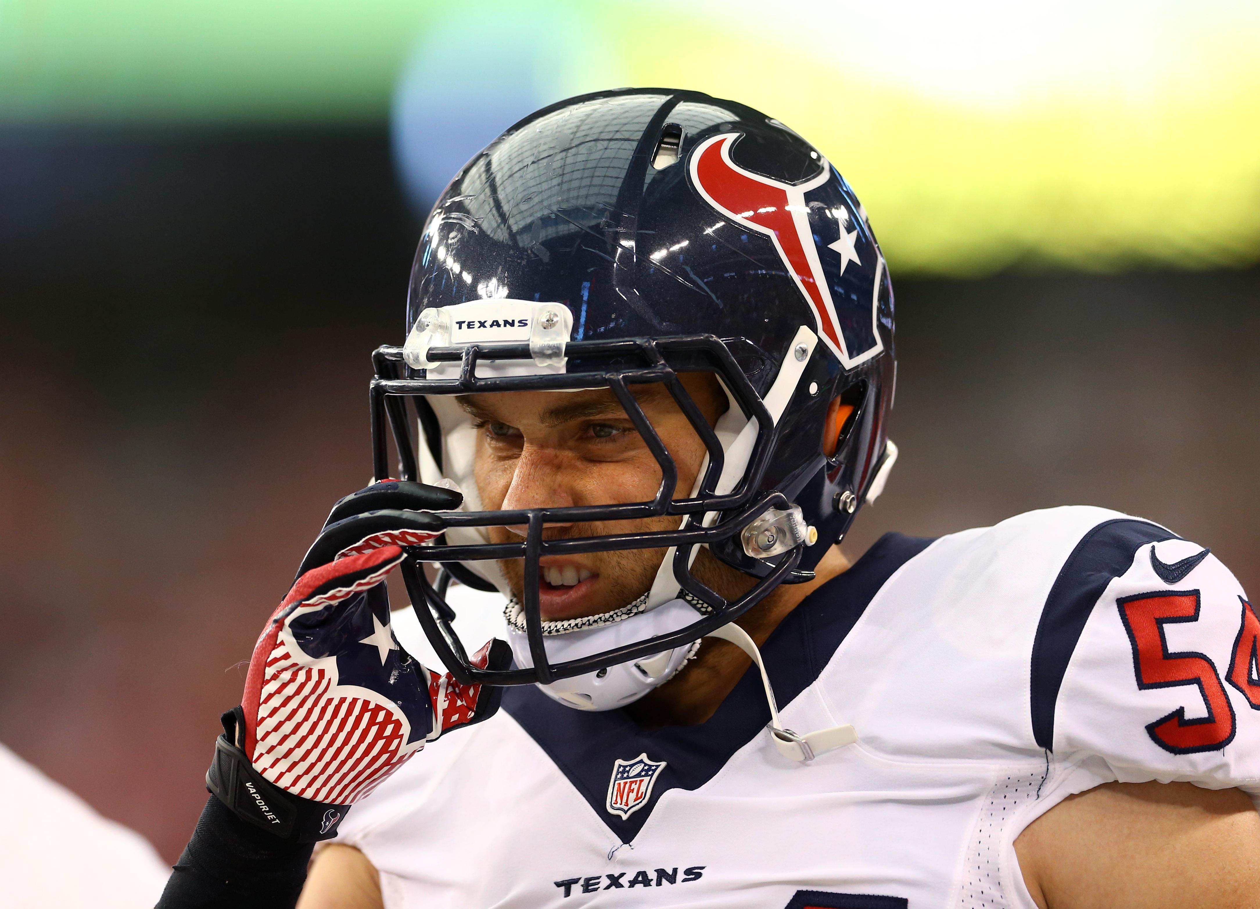 Texan no more.