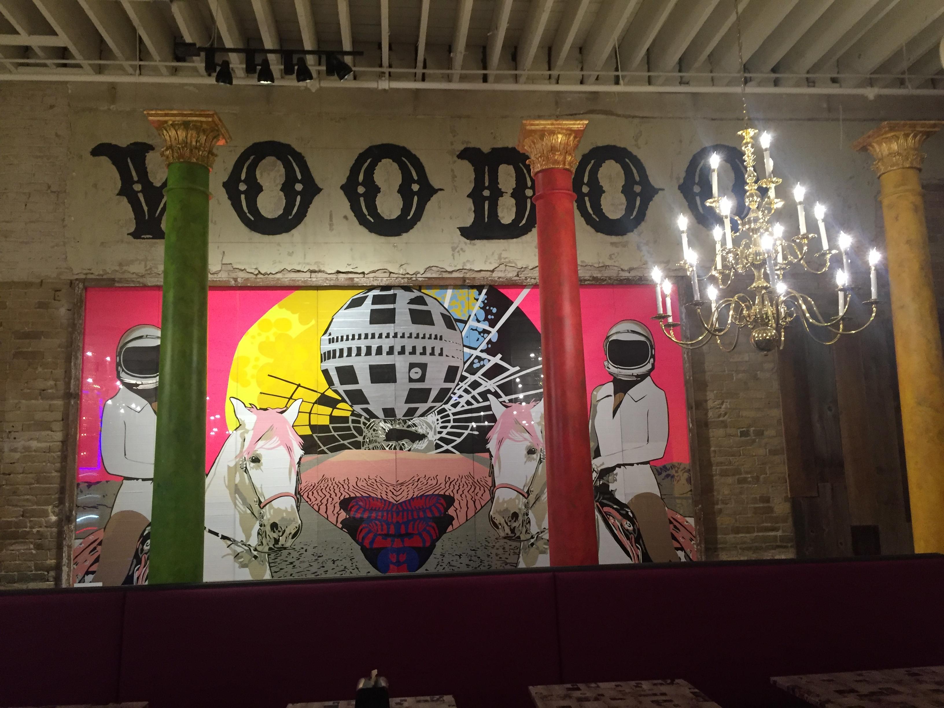Voodoo Doughnut in Austin
