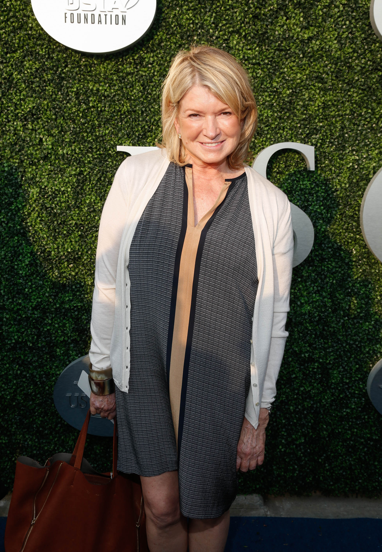 Martha Stewart's part of the Chicago Ideas Week lineup.