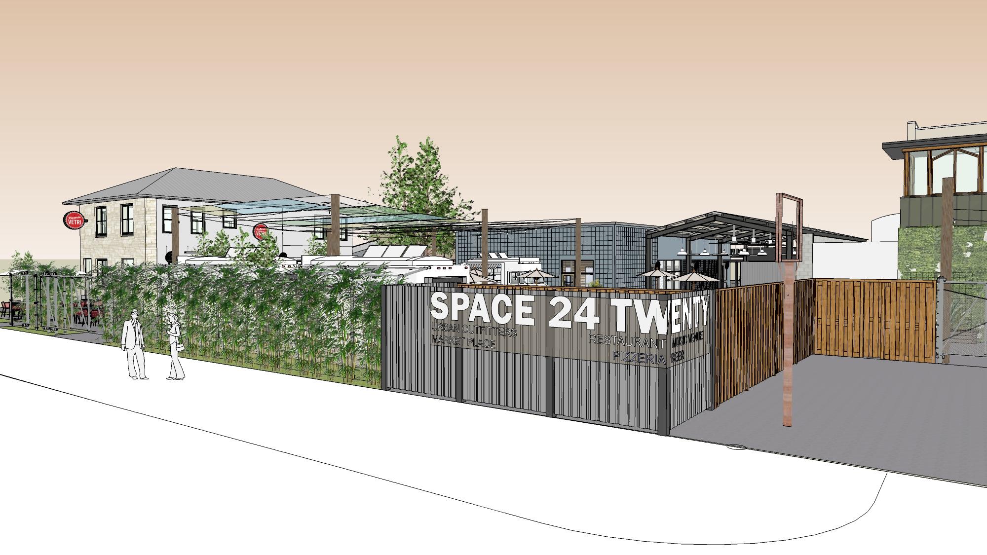 Rendering of Space 24 Twenty