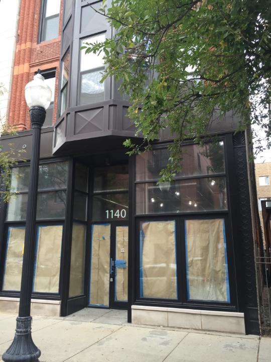 The site of MAD Social at 1140 W. Madison Ave.
