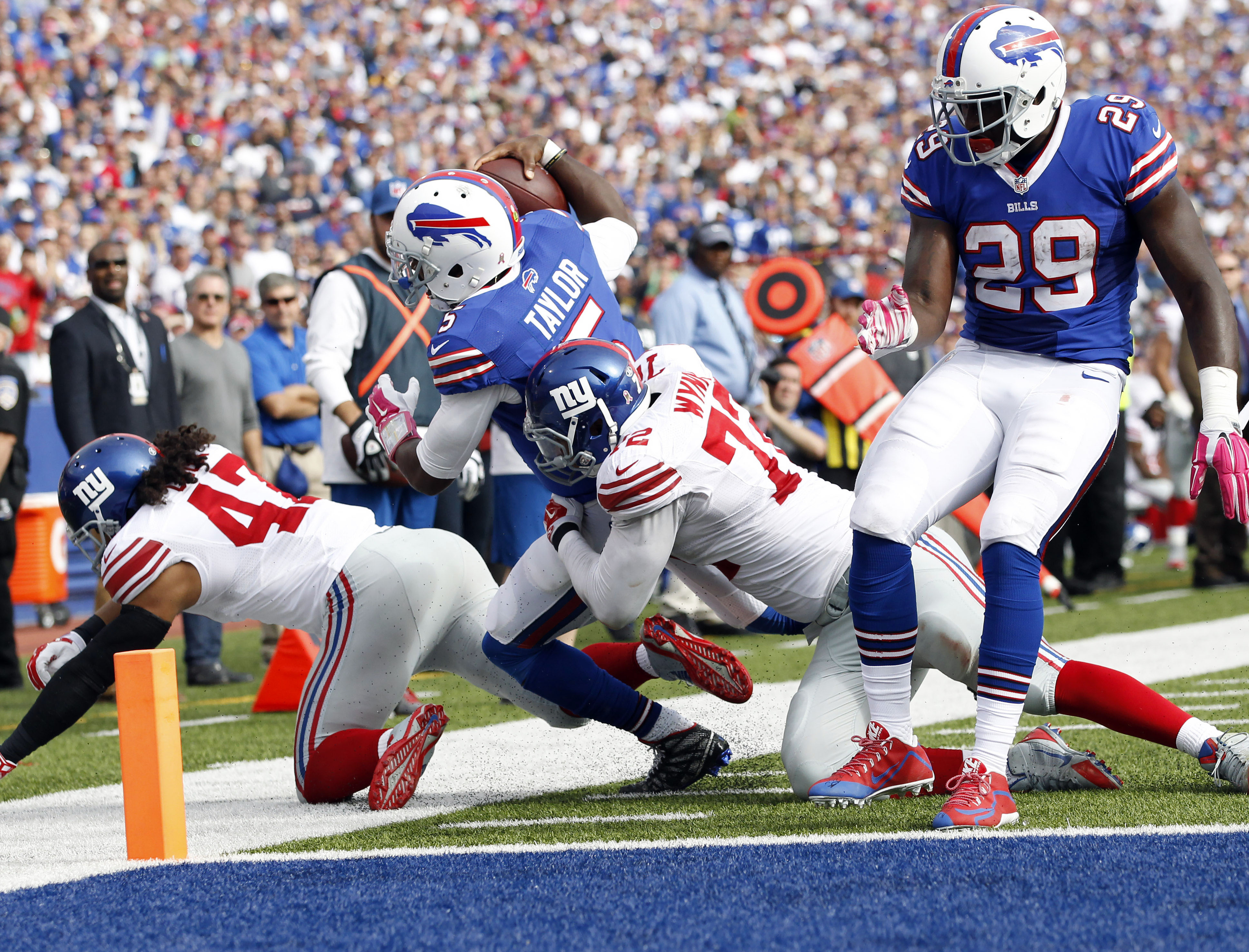 Are the Giants doing enough on defense?
