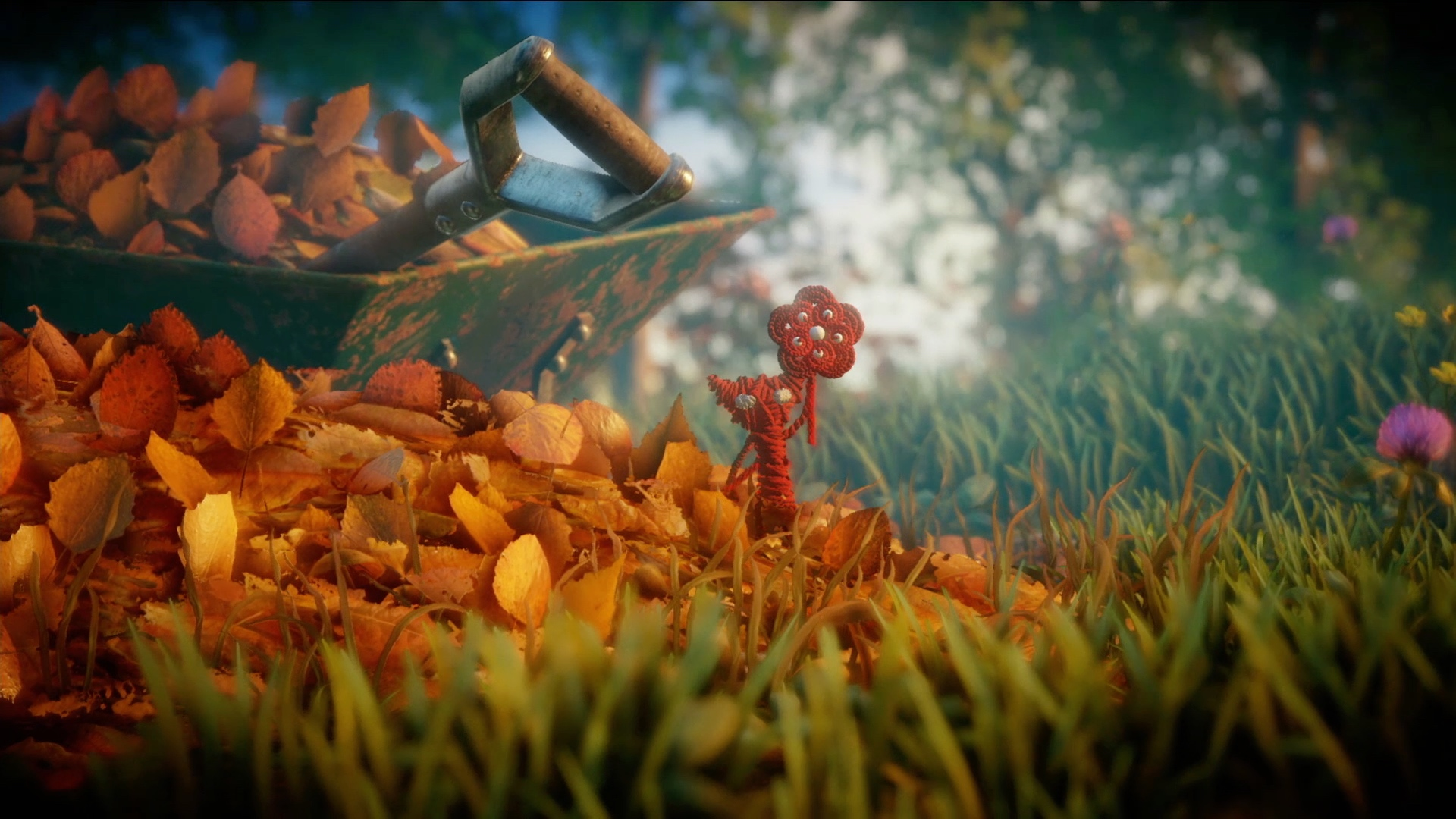 Unravel creator hopes the game will make you call your mom