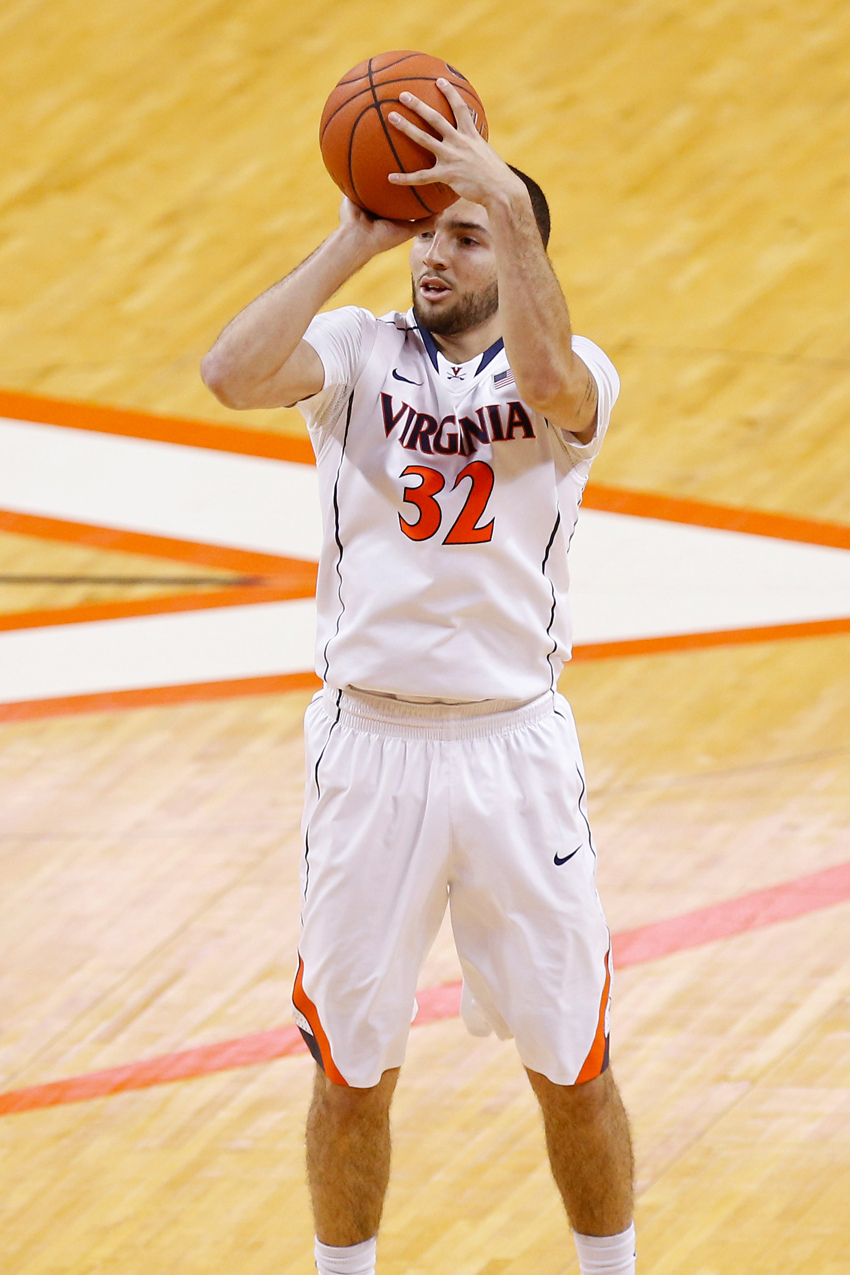 London Perrantes' growth could determine how the Hoos season ends up.