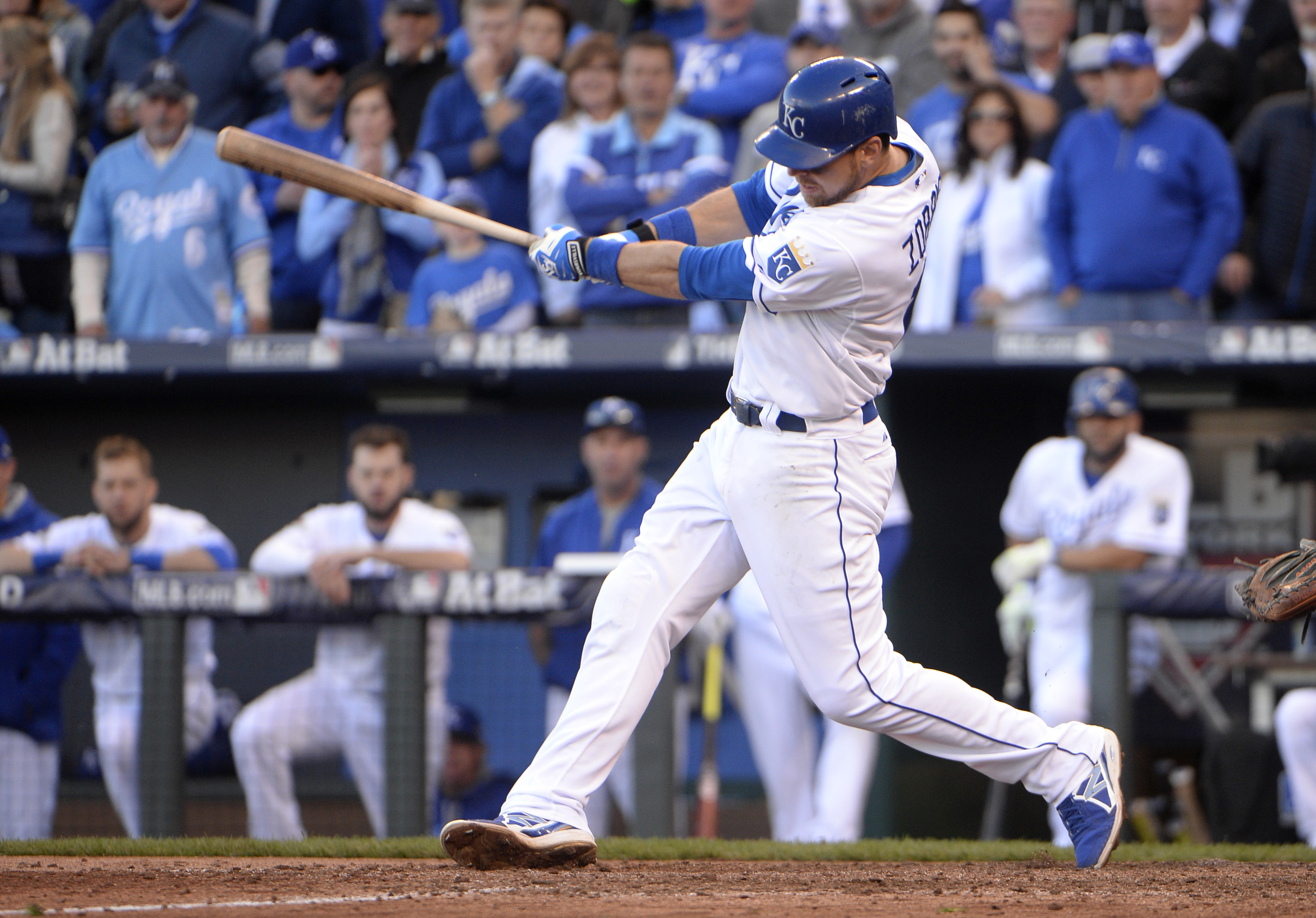 Ben Zobrist will be one of many moved free agents not eligible to receive a qualifying offer.