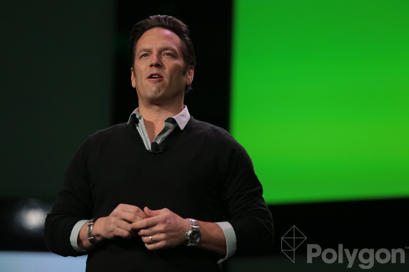 Xbox's Phil Spencer on the PS4: 'They have a huge lead'