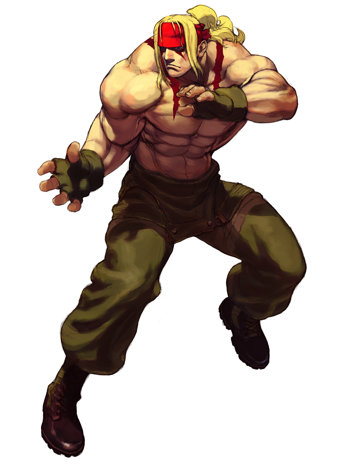 Street Fighter creator teases Alex for upcoming game at New York Comic Con
