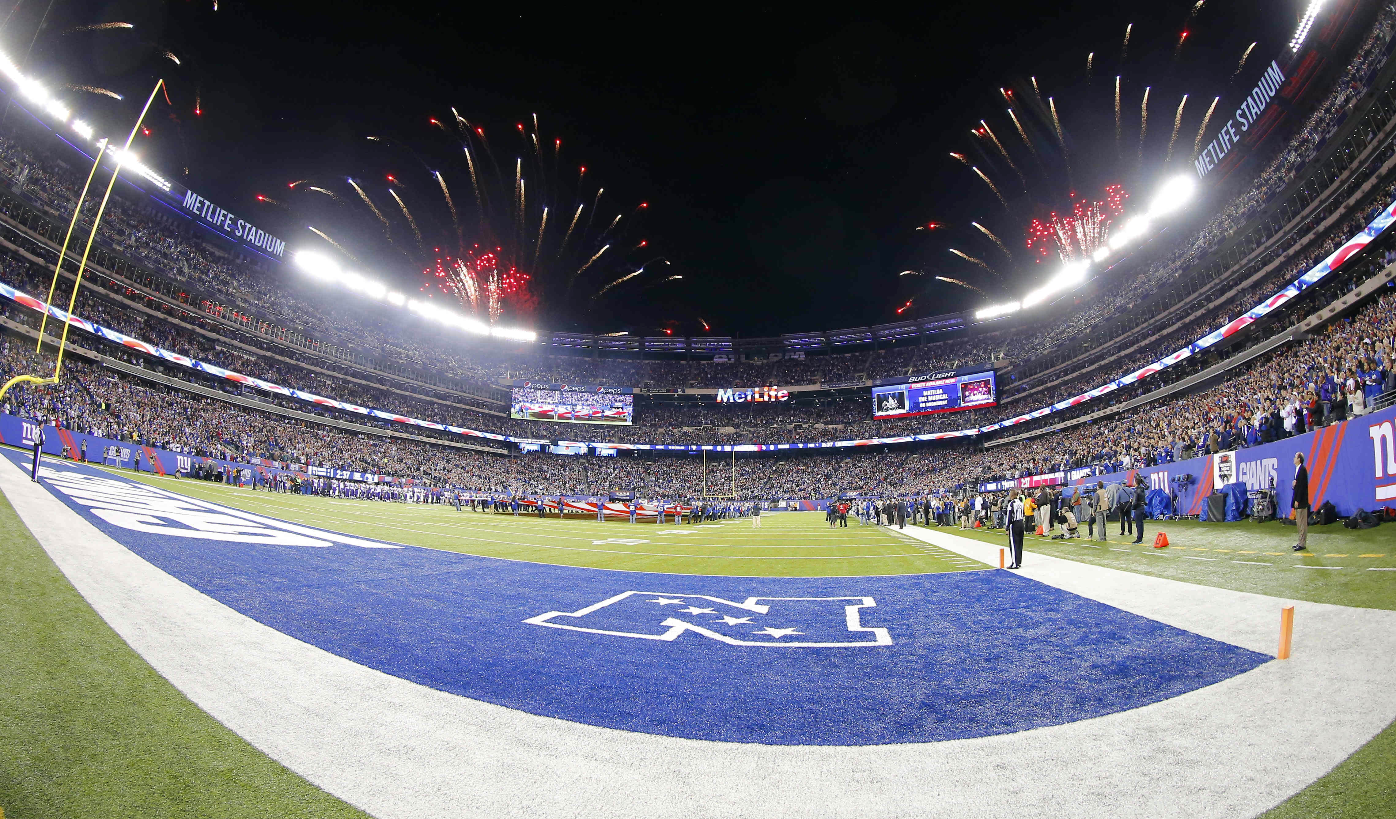 Fireworks?  Well, at least someone is celebrating wins in the NFL.