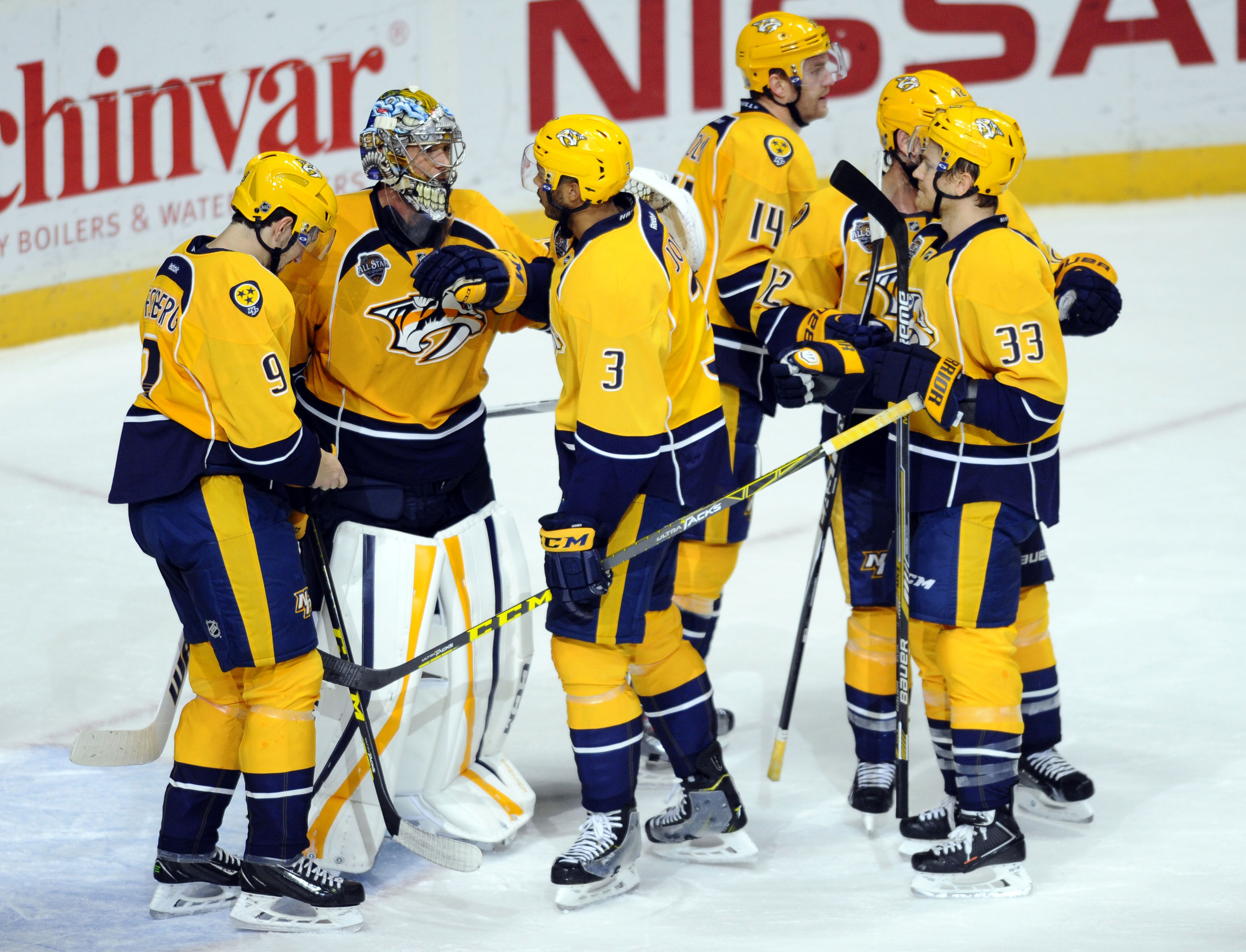 Two games for Nashville, two wins earned. The Predators seem to be starting off exactly how they did last season.
