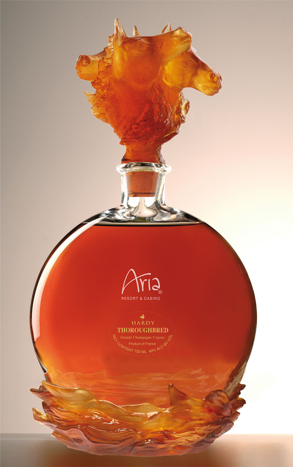 Aria's Thoroughbred cognac