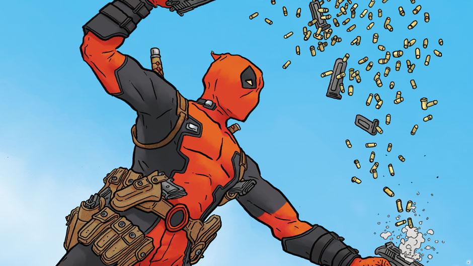 Deadpool joins Earth's Mightiest Heroes in Avengers #0