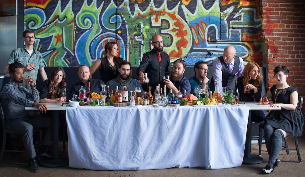 Best Bartenders Class of 2013