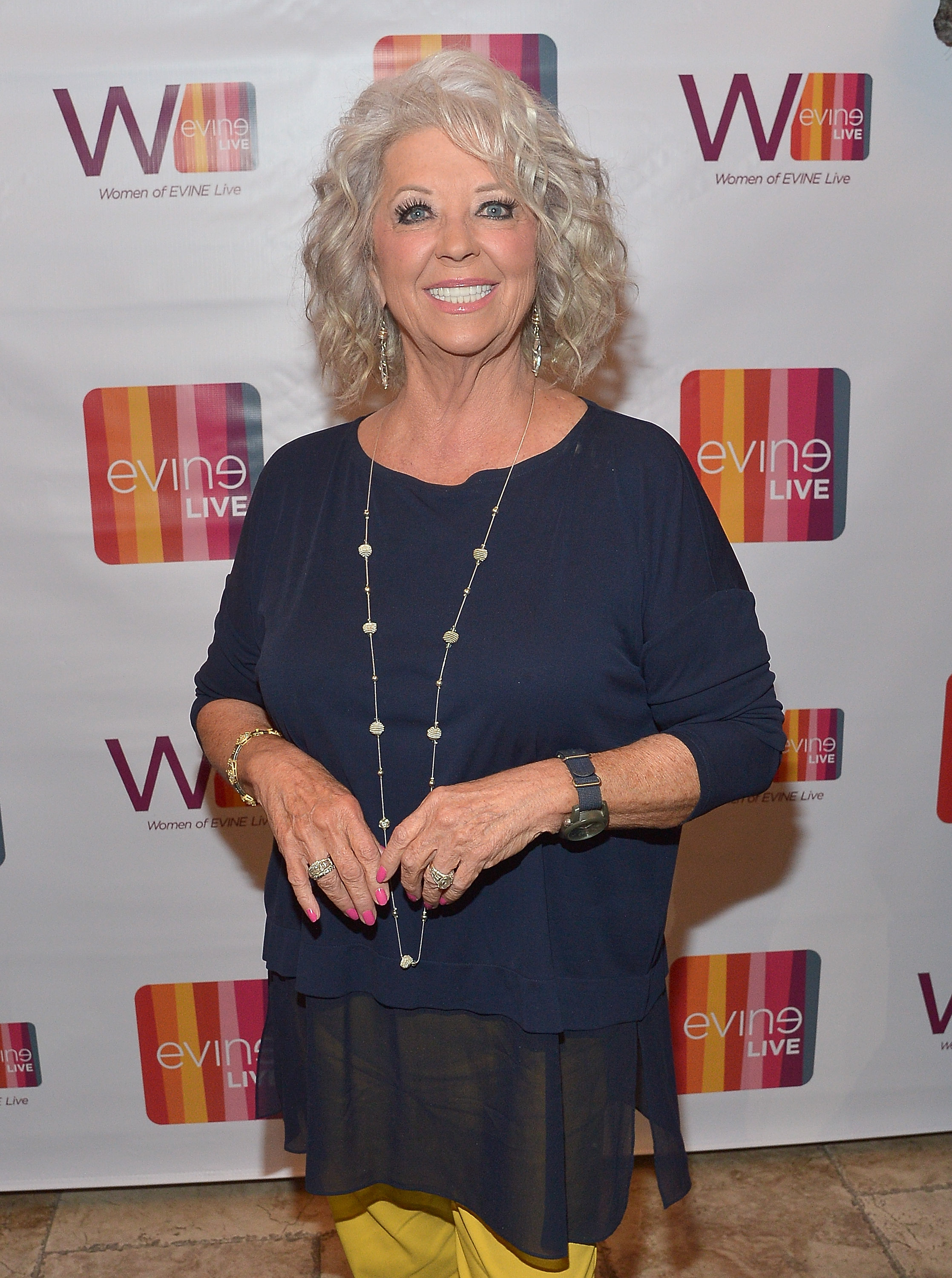 Paula deen photo getty images - Paula Deen Flashed Dancing With The Stars Audience Twice During Racy Routine