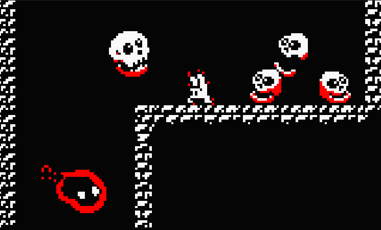 Downwell is the best game I've played in 2015