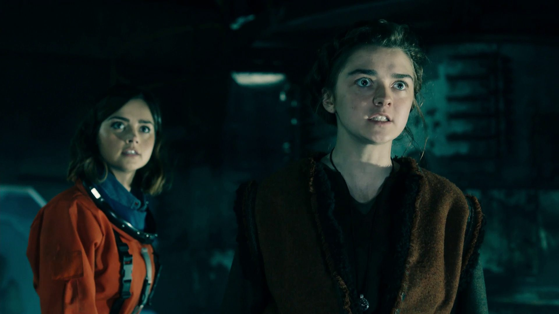 Doctor Who and Arya Stark are an amazing combo