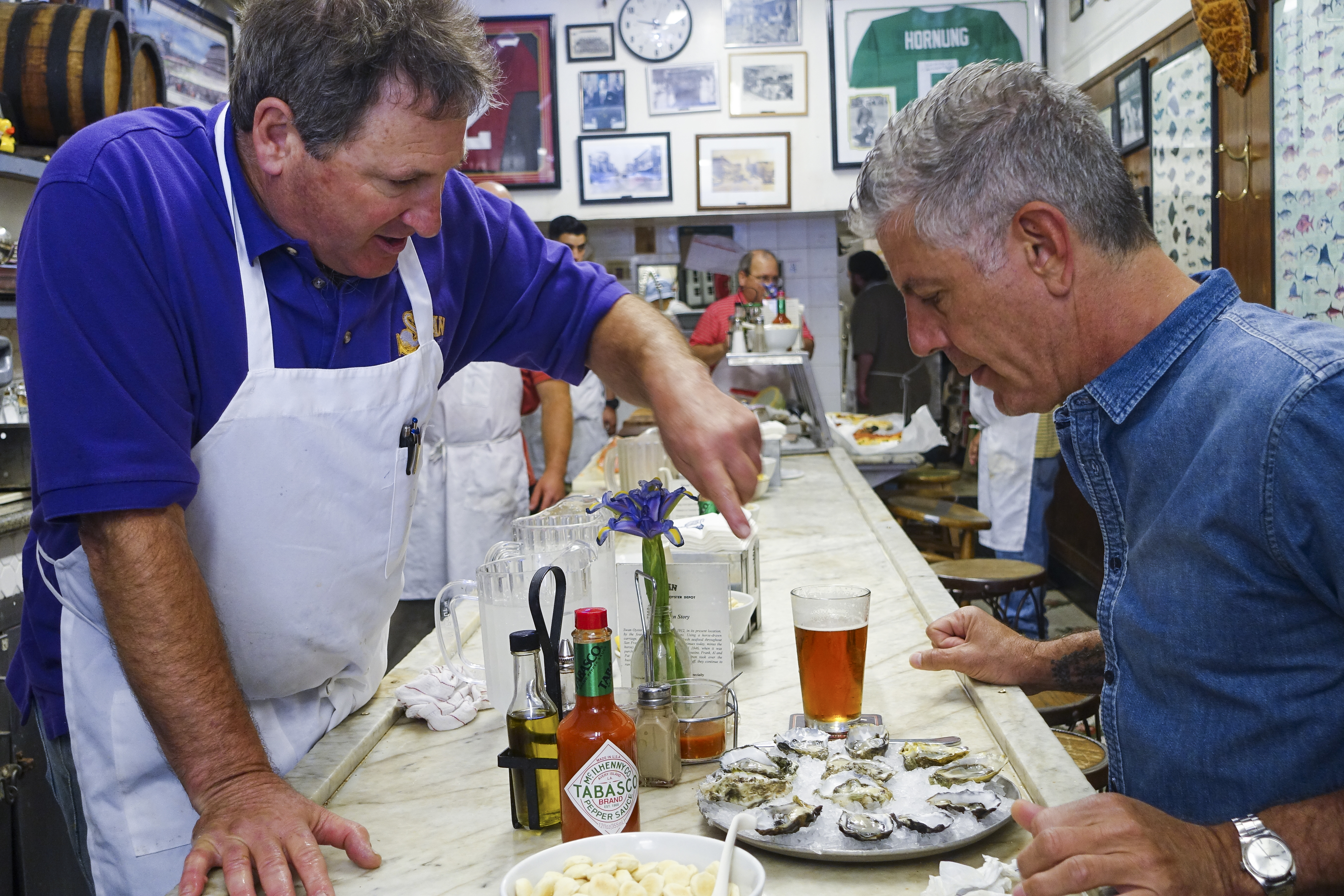 'Parts Unknown' San Francisco: Just the One-Liners