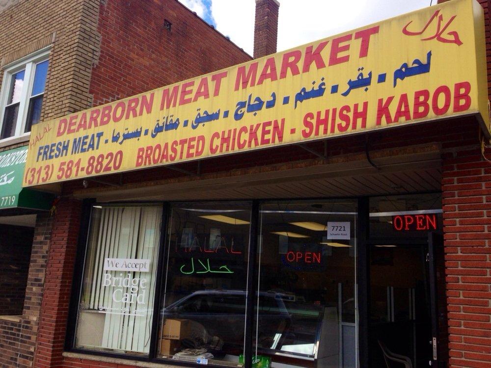 Dearborn Meat Market.
