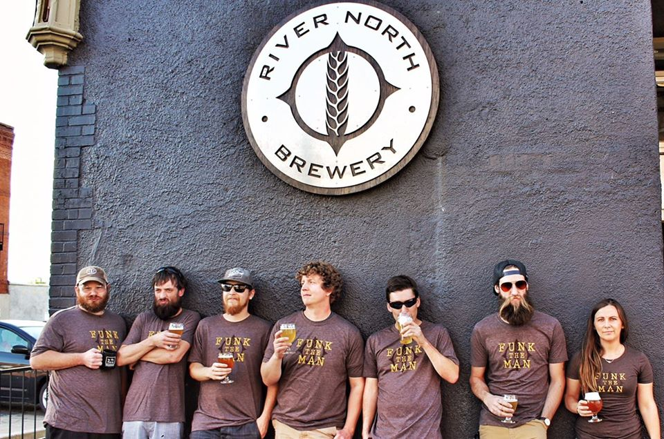 The crew at River North gears up to say goodbye to its home on Blake Street.