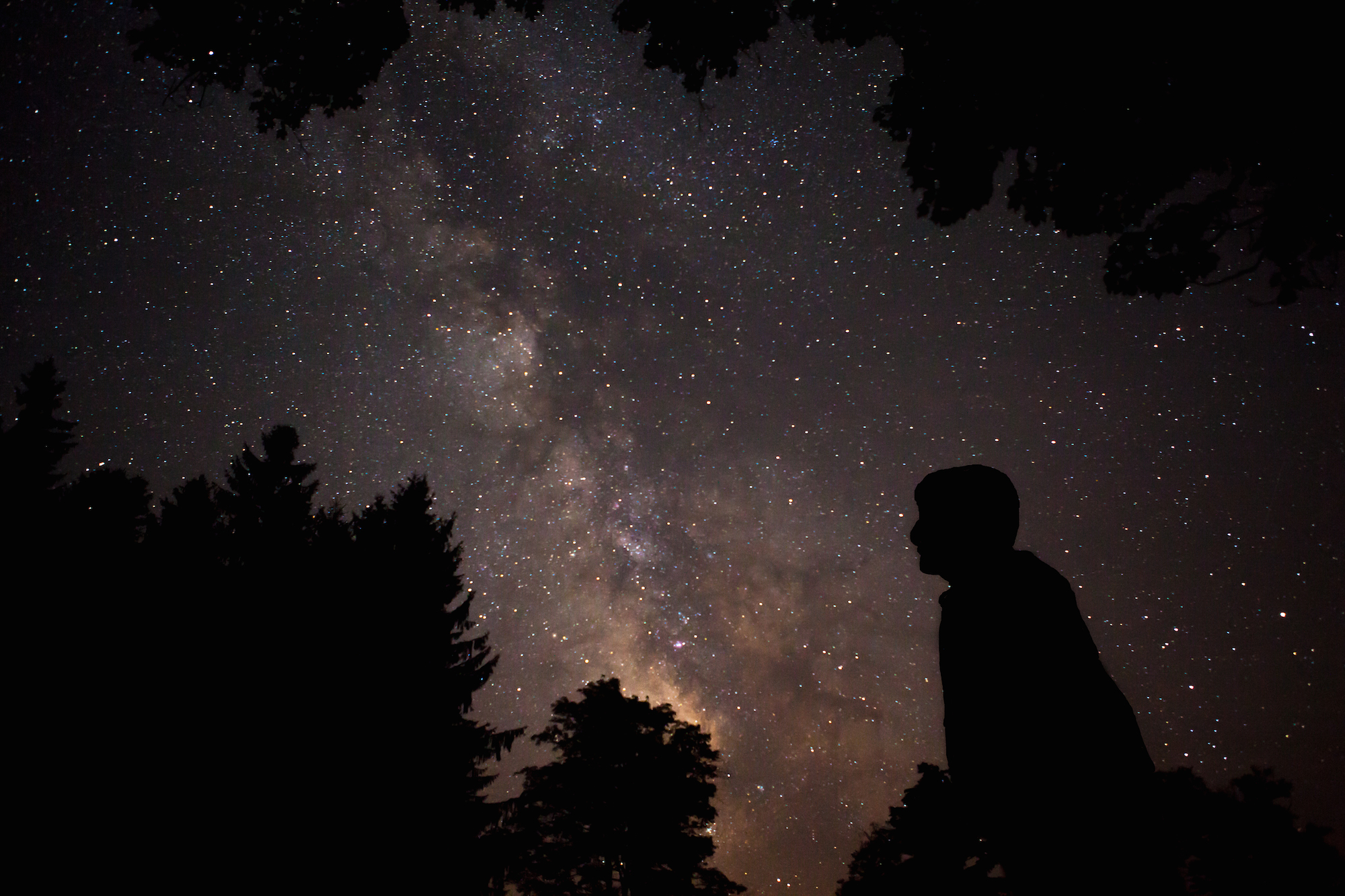 The stars are disappearing before our eyes. So I went to find the darkest skies left.