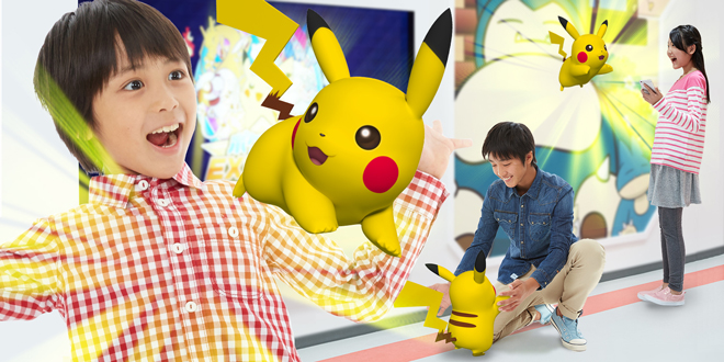 Pokémon moves closer to becoming a reality with real-life gym opening next month