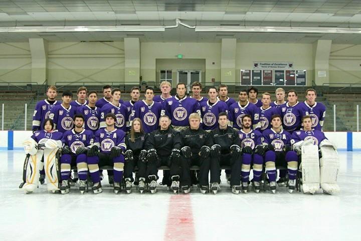 The Washington Huskies.