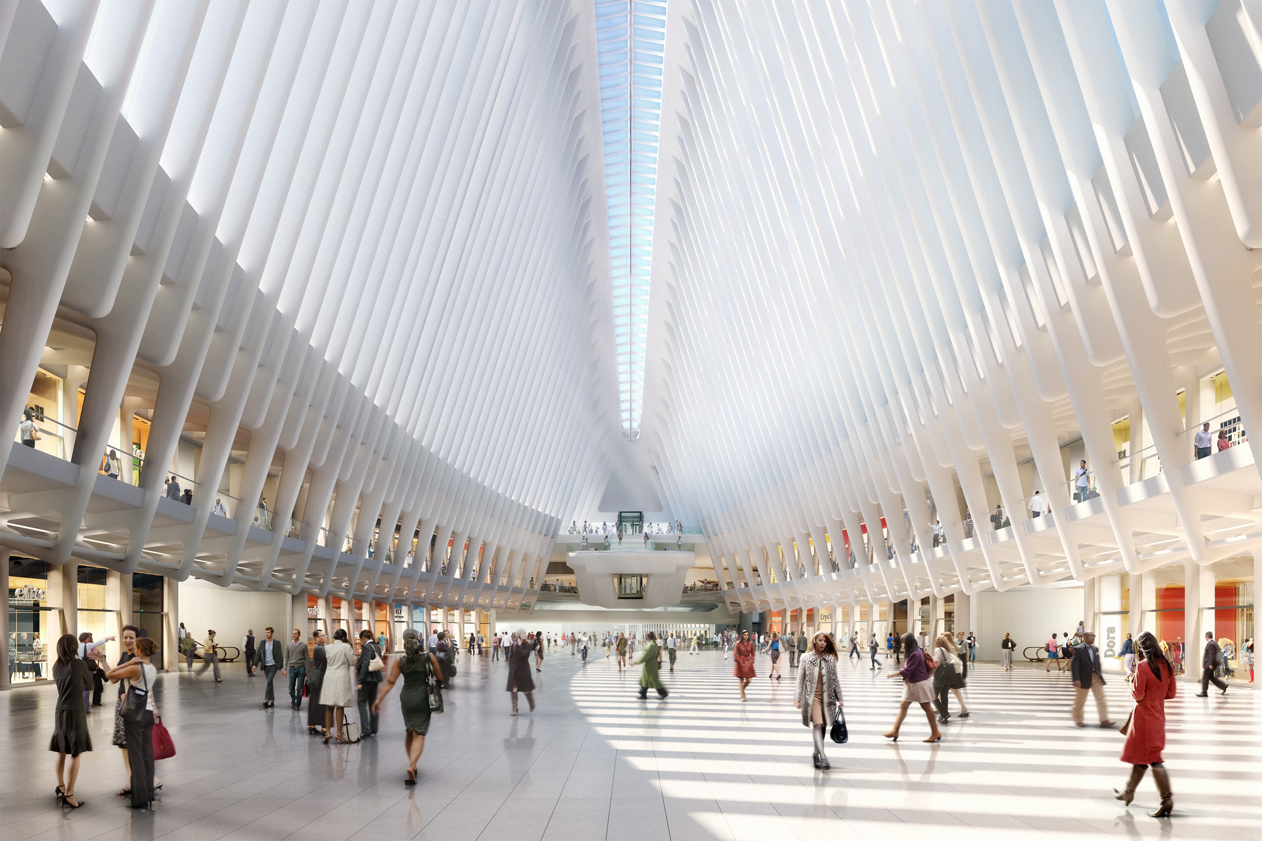 Downtown Retail Roundup: World Trade Center Shops, 'High-End Apparel,' and More